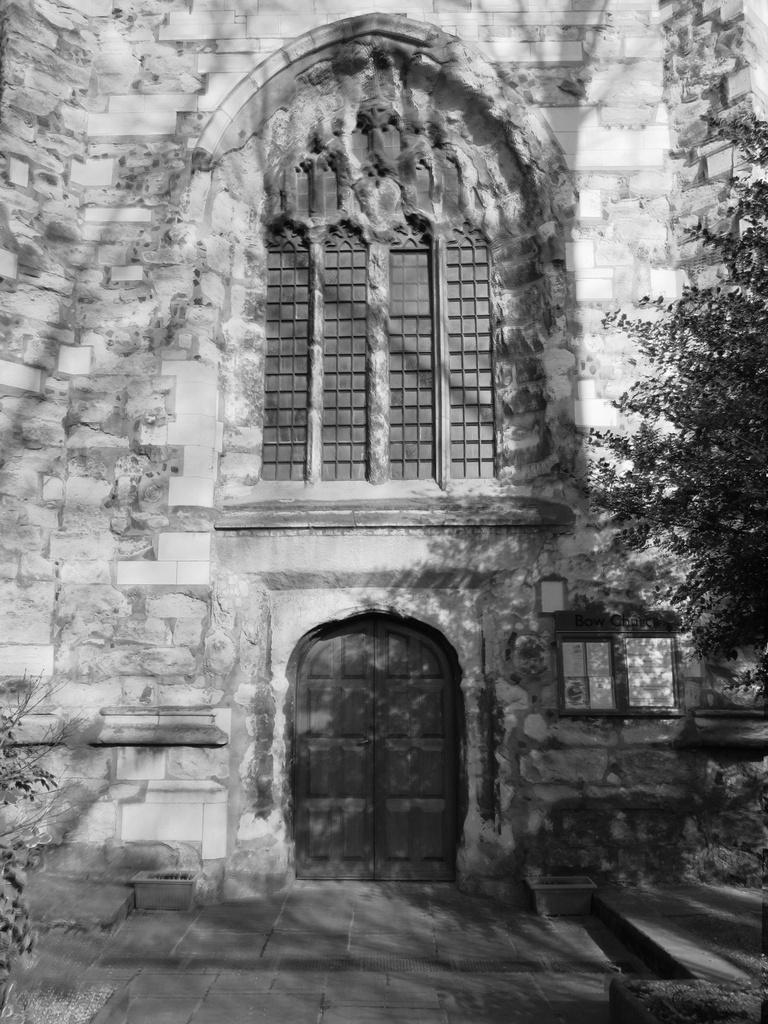 Bow Church by shannejw