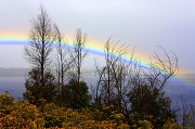 23rd Sep 2010 - Rainbow over Eikenhof Dam
