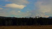 26th Feb 2014 - Mt Rainier with lenticular cloud