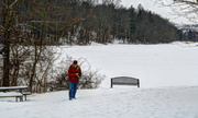 28th Feb 2014 - Photo shoot by the lake