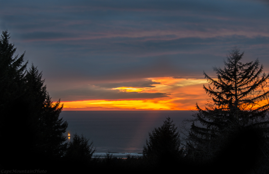 Off the Deck Sunset by jgpittenger