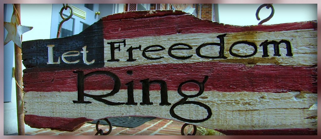 Let Freedom Ring by allie912