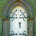 Church Door by tonygig