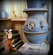 5th Mar 2014 - Klondike Pot-belly Stove