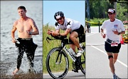 25th Sep 2010 - swim, bike, run