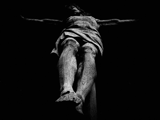 Crucifixion by andycoleborn