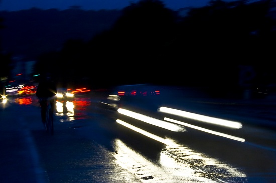 Light Trails by harvey