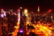 31st Dec 2013 - Manhattan on fire...