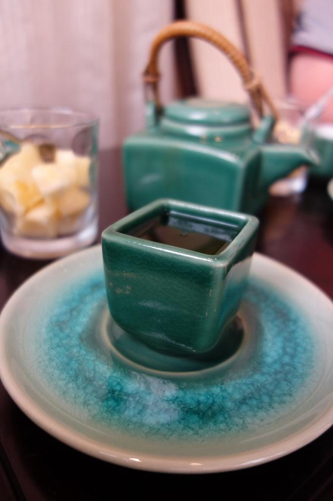 Ginger tea by cocobella