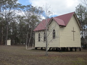 7th Mar 2014 - Little country church with an outside loo!!