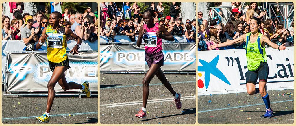 88/365: Corredoras / Runners by jborrases