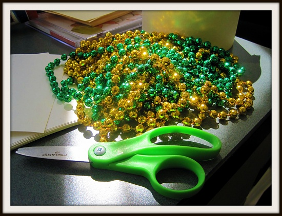 Study in Green and Gold by allie912