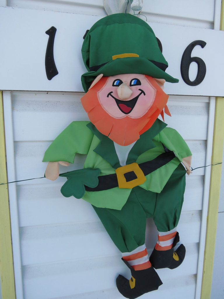 The Leprechaun by radiogirl