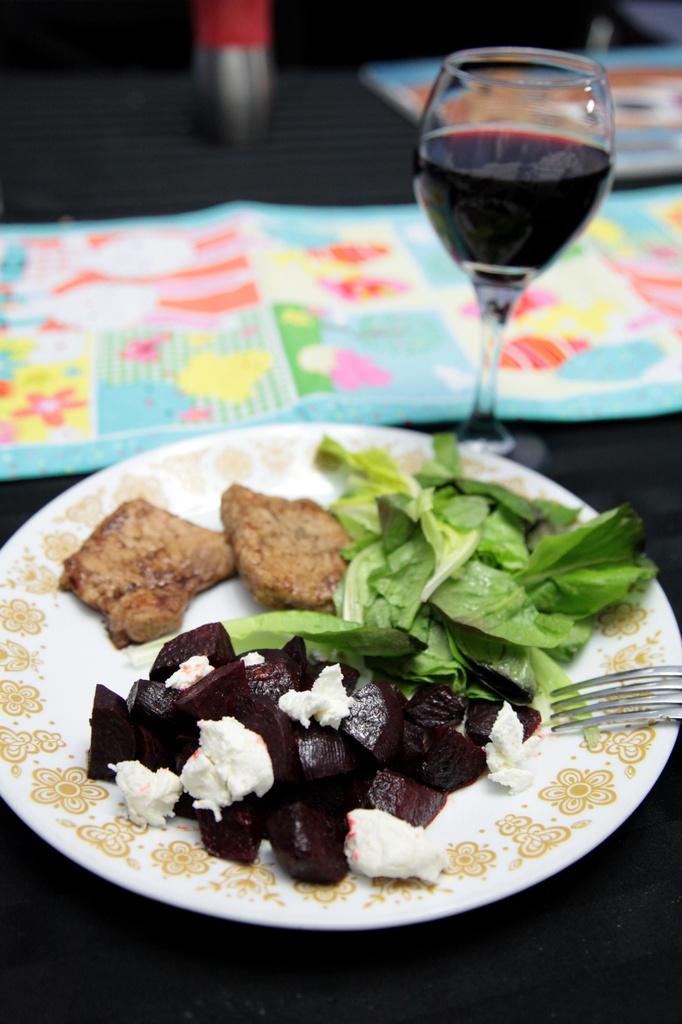 CSA Dinner! by steelcityfox