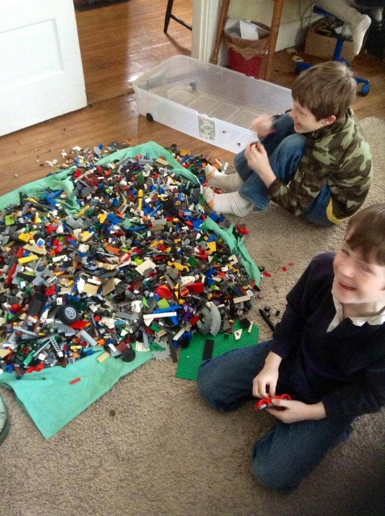 Lego Headache by hbdaly