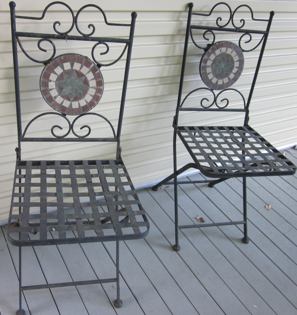 Chairs by 777margo
