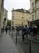 28th Sep 2010 - Biclycle tour in le Marais
