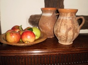 29th Sep 2010 - Apples and cider jugs .