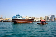 21st Mar 2014 - Boats in Dubai
