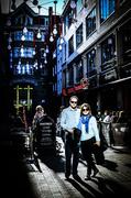 16th Mar 2014 - Day 075, Year 2 - Gaddy & Dan In Carnaby Street