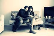 17th Mar 2014 - Day 076, Year 2 - Gaddy & Dan Make A Plan