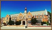 22nd Mar 2014 - Ivey Hall, Lincoln University, Canterbury NZ