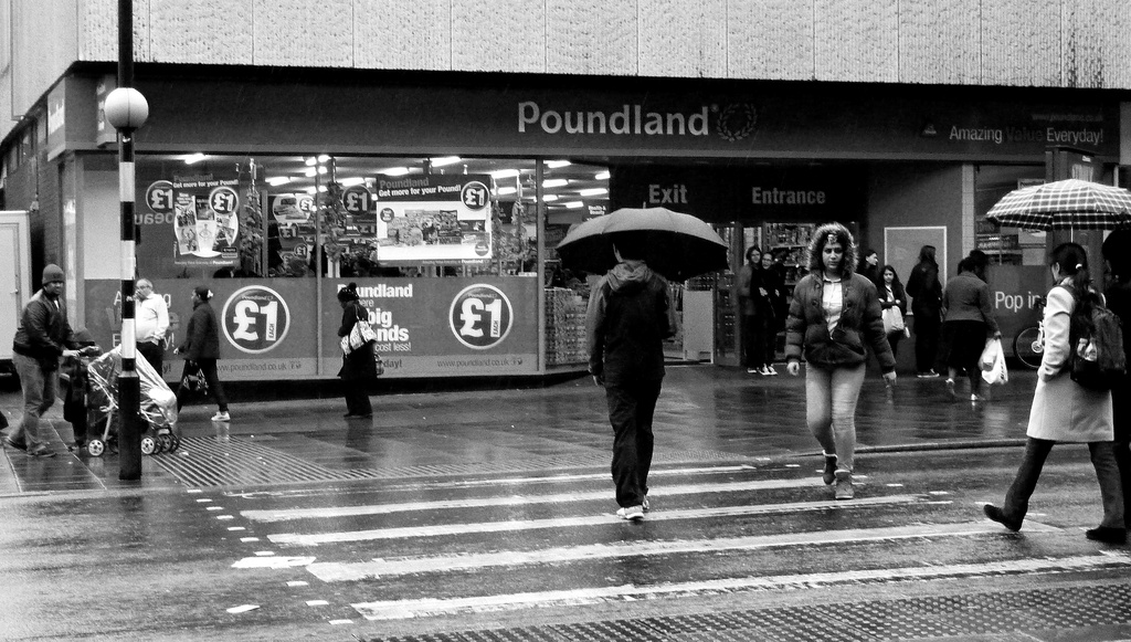 Poundland People by phil_howcroft