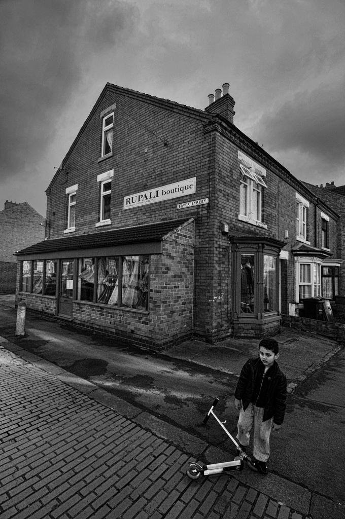 Loughborough Backstreets ~ 38 by seanoneill