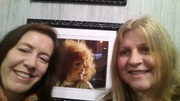 22nd Mar 2014 - Selfie at a photo exhibit