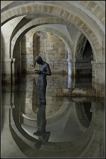 The Crypt  by quietpurplehaze