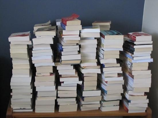 Books, books, books. by kjarn