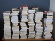 3rd Oct 2010 - Books, books, books.