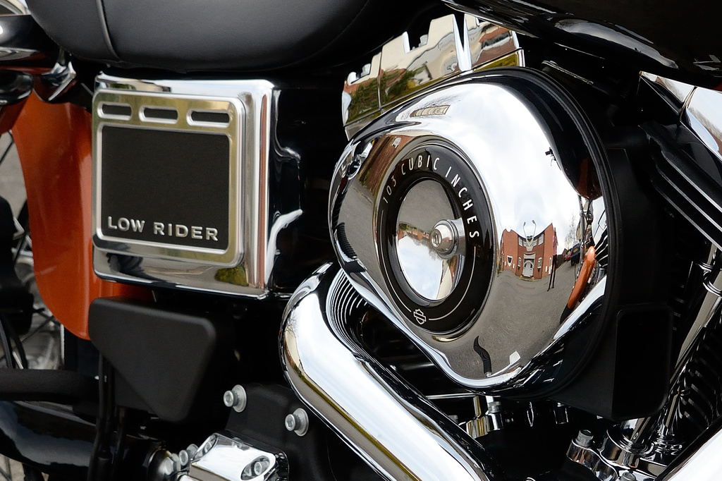 103 Cubic inches by richardcreese