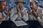 1st Apr 2014 - Good versus Evil...hmmmm