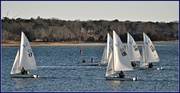 1st Apr 2014 - High School Sailing team started today.