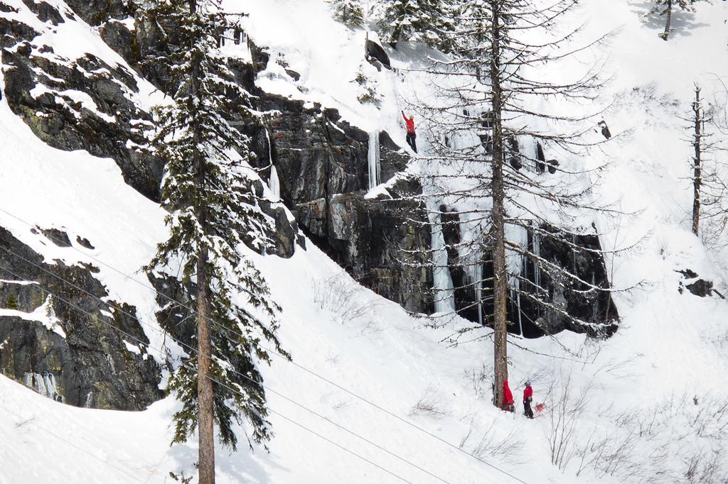 Ice Climbing anyone? by kiwichick