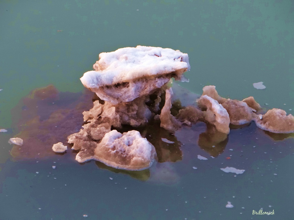Saturated Mini Iceberg by brillomick