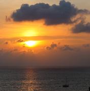 3rd Apr 2014 - Patong sunset