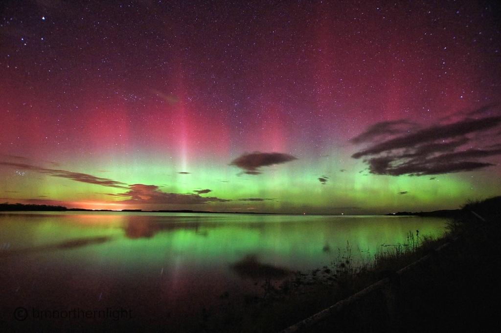 Northern Lights by bmnorthernlight