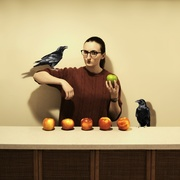 4th Apr 2014 - The Raven Paradox a.k.a Hempel's Paradox