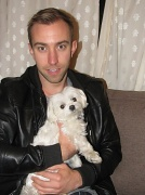 4th Oct 2010 -  Man and Dog