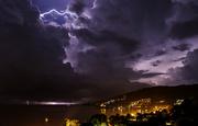 5th Apr 2014 - Thunder & Lightening