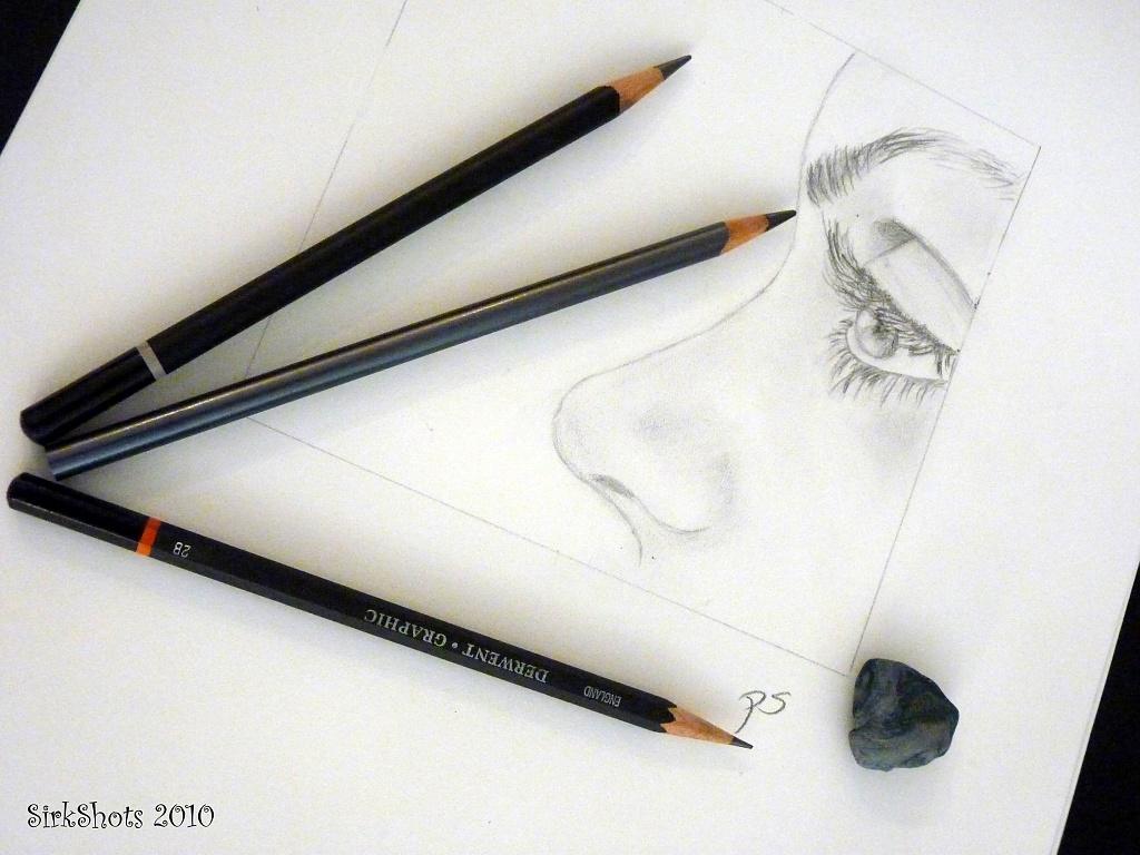 Still Sketching by peggysirk