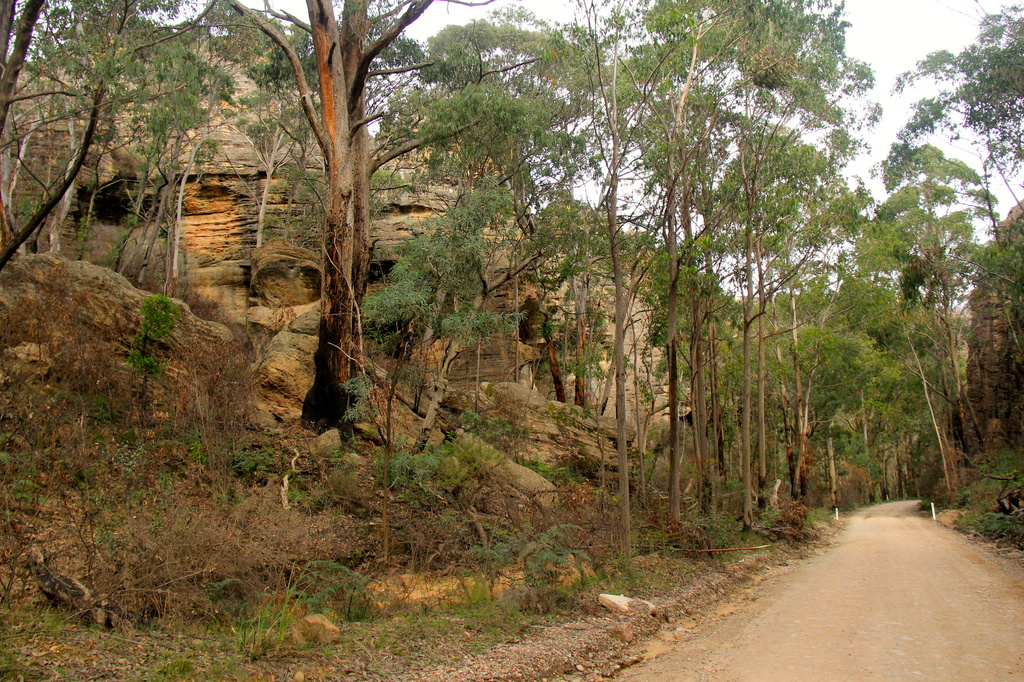 The Gap by landownunder