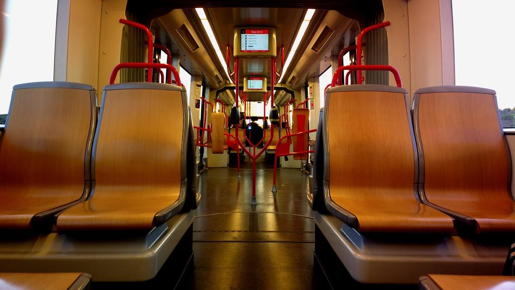Tram by petaqui