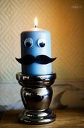 9th Apr 2014 - Candle man