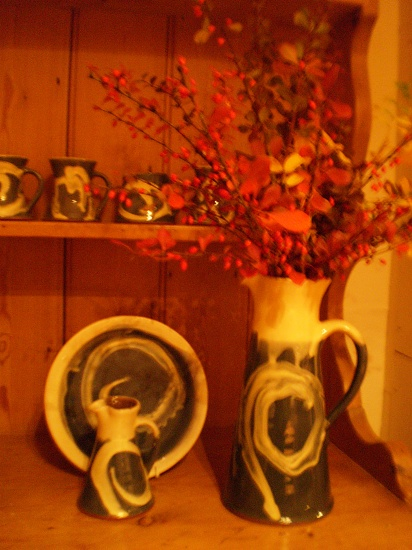 Cornish Pottery. by snowy