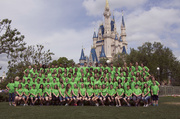 10th Apr 2014 - Disney with 111 Kids
