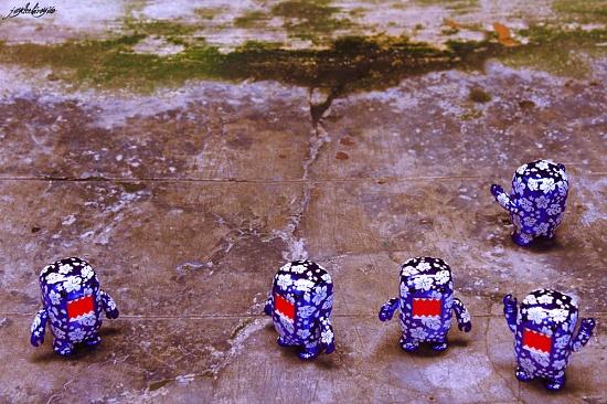 (Domo Arigato, Mr. Roboto) by gavincci