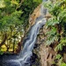Waterfall at Picnic Point by corymbia